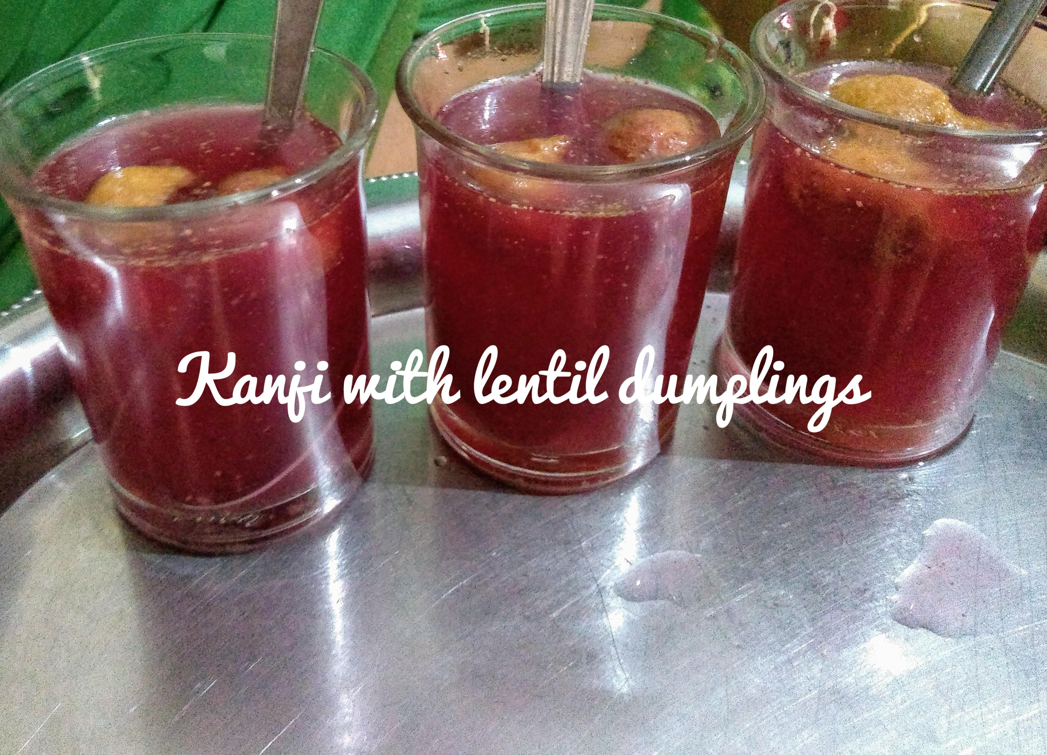 Kanji Carrot & Beetroot Drink - Chilli Hot!