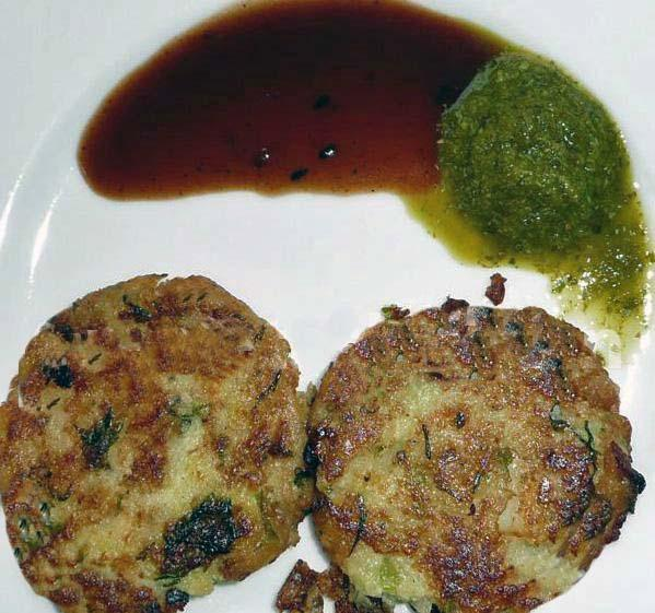 Potato Chop or Cutlet  or Veggie Burger - 1, Mamta's