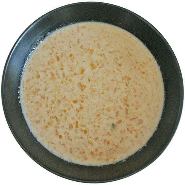 Sweet Potato Milk Pudding